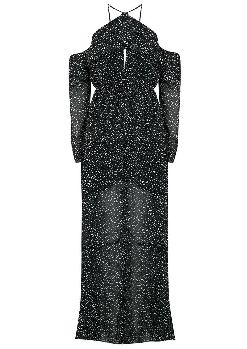 BEC & BRIDGE Stargazer Maxi Dress - Black main image