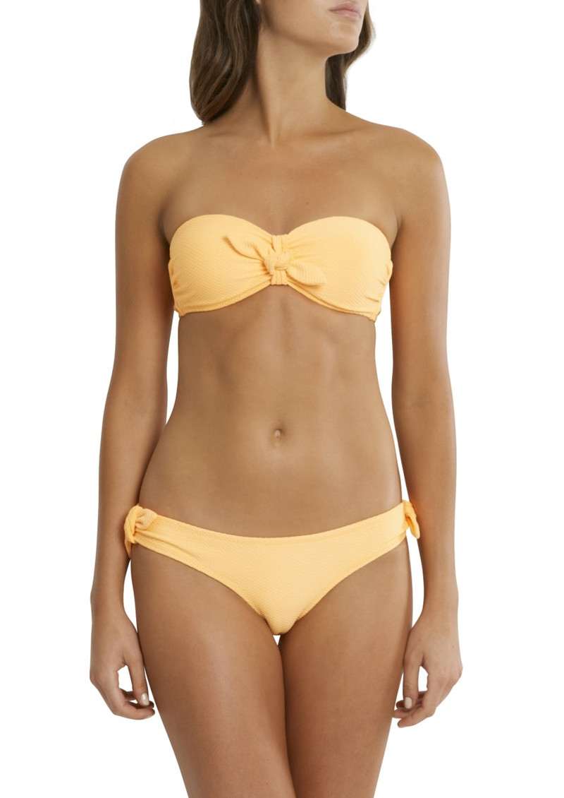 Folly Island Hipster Bikini Bottoms - Orange main image