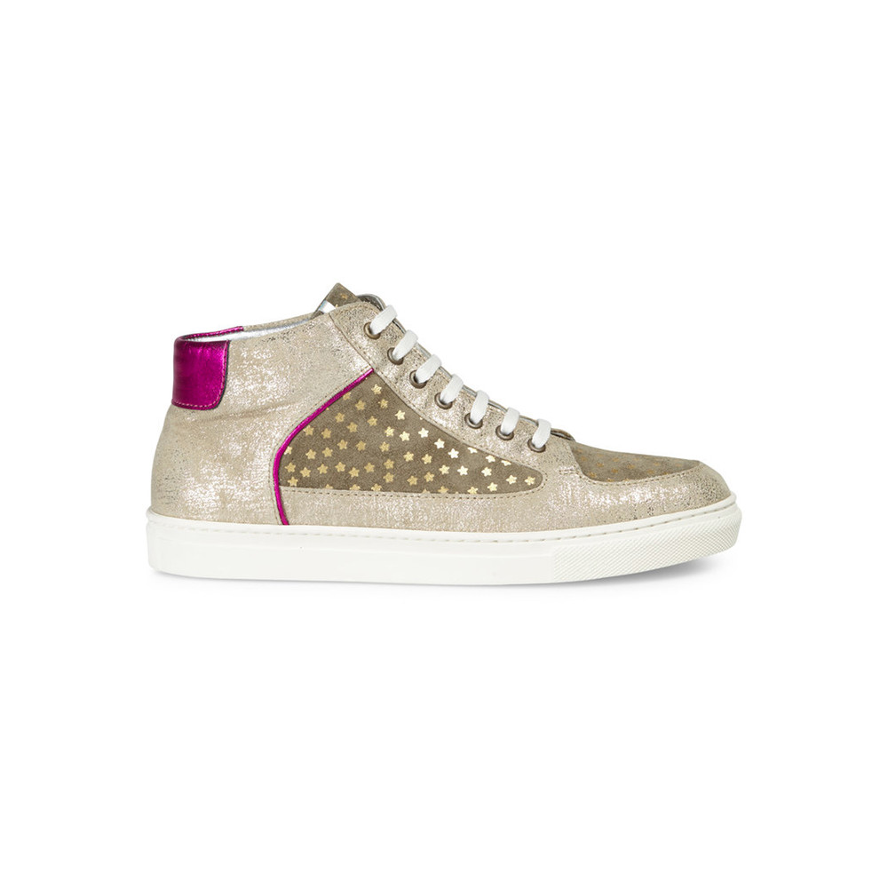 Simmy Mid Top Trainer - Star