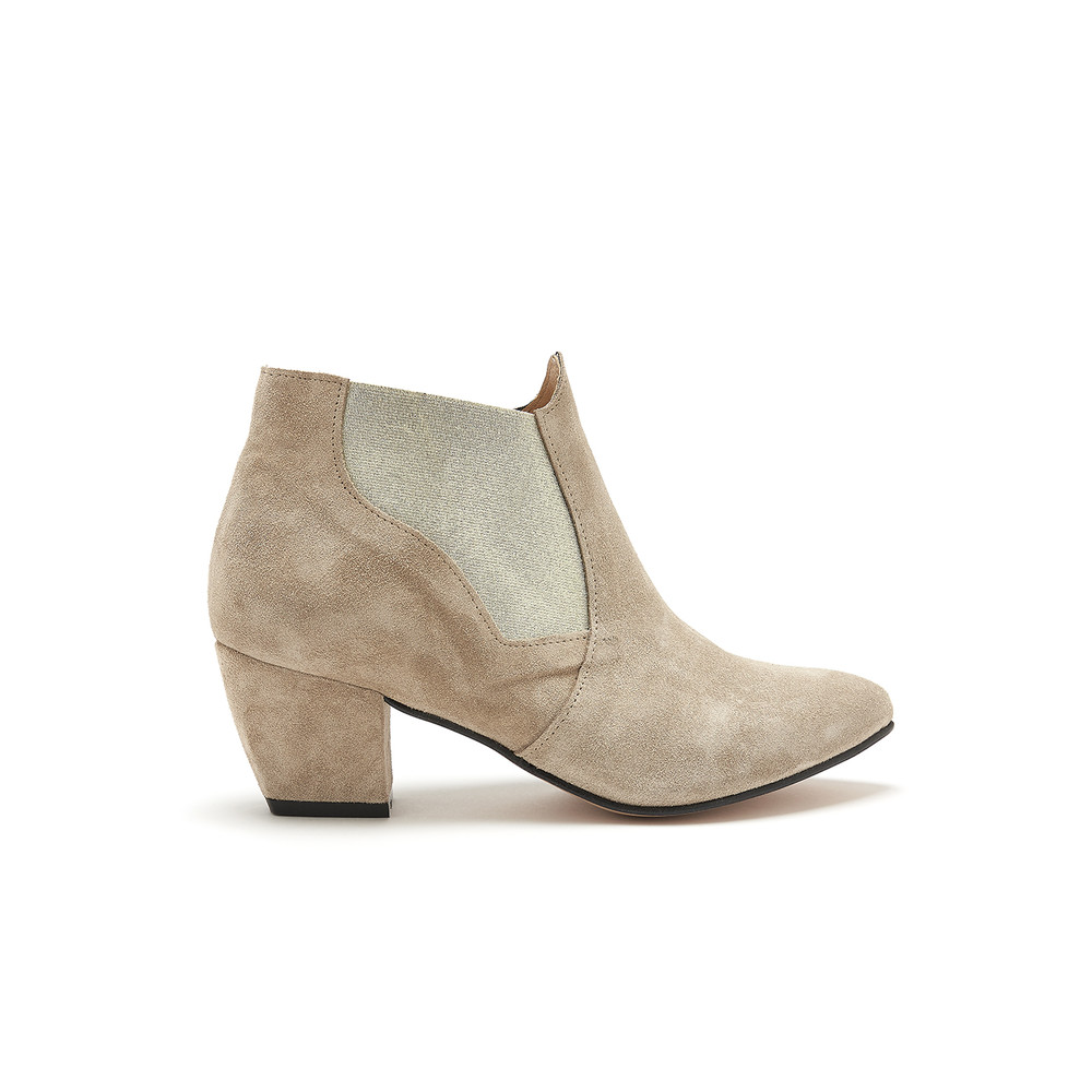 Celine Boot - Taupe