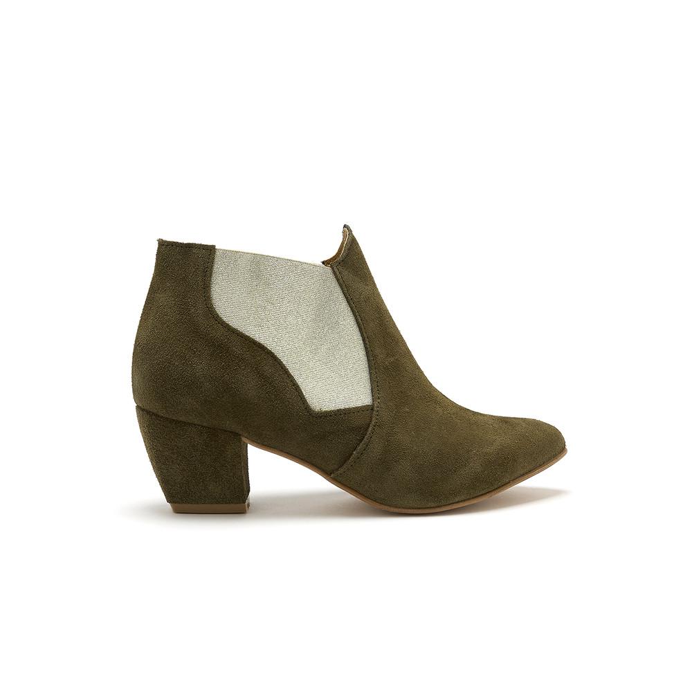 Celine Boot - Khaki