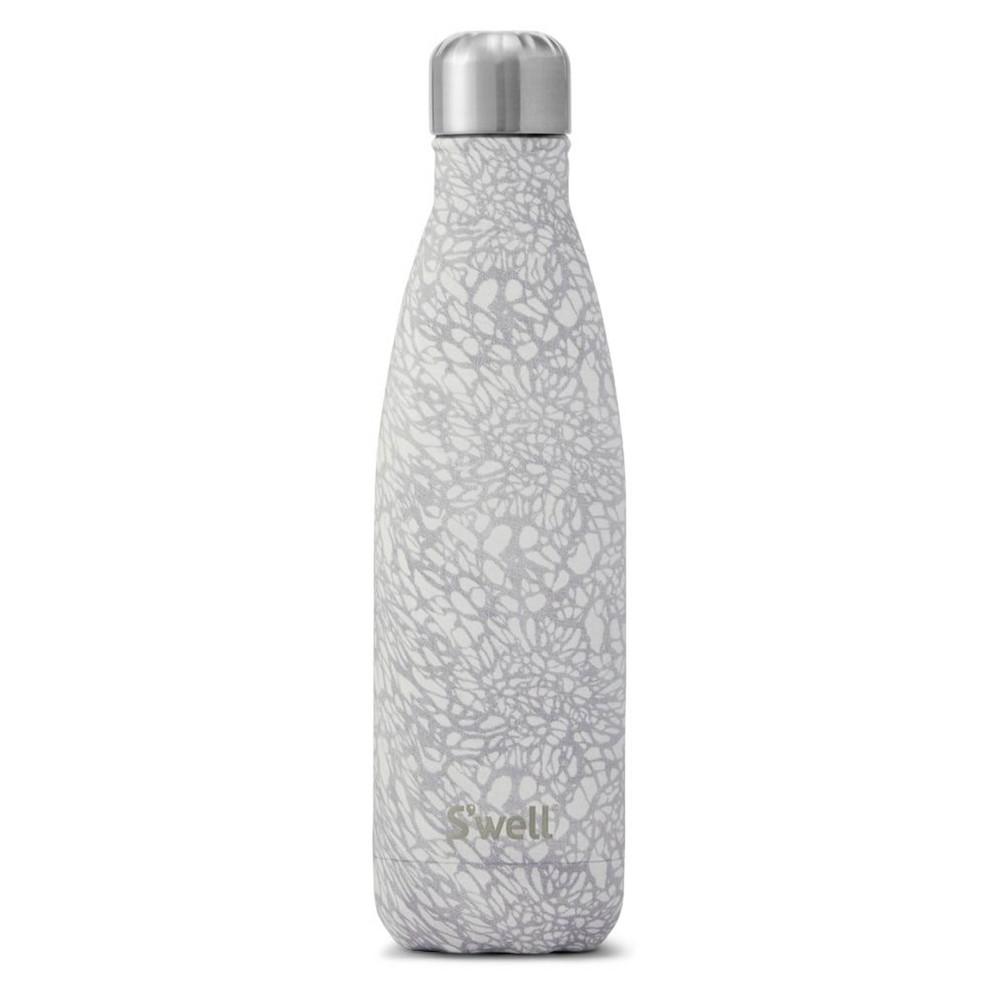 The Monochrome Bottle - White Lace