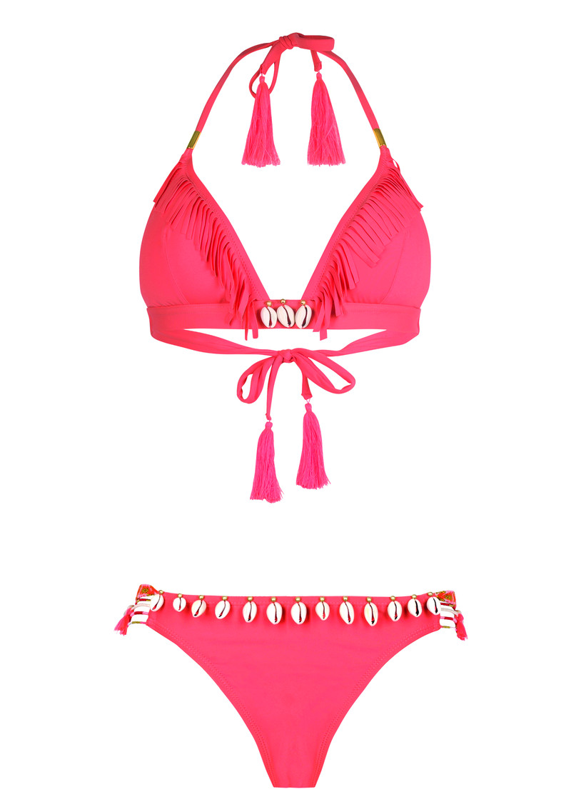 HIPANEMA Cory Bikini Set - Red main image