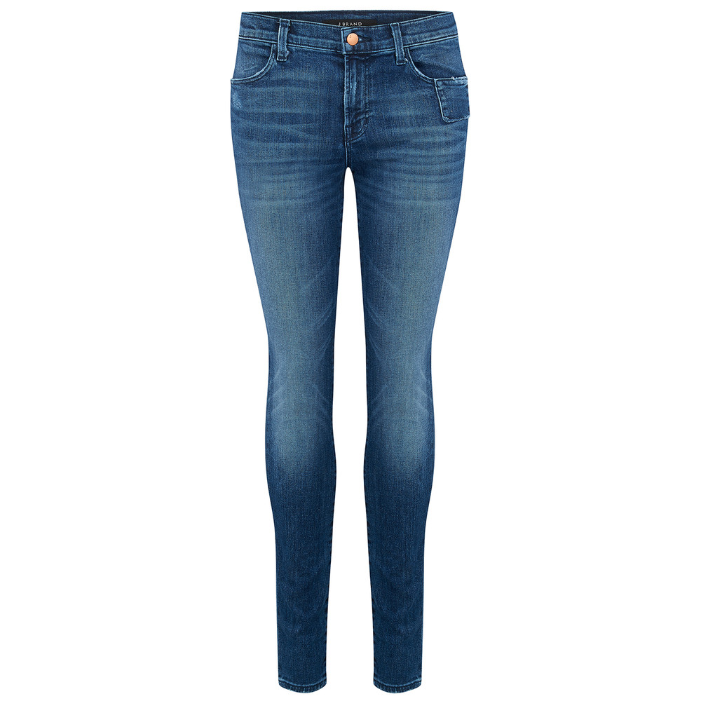 Mid Rise Super Skinny Jeans - Gone