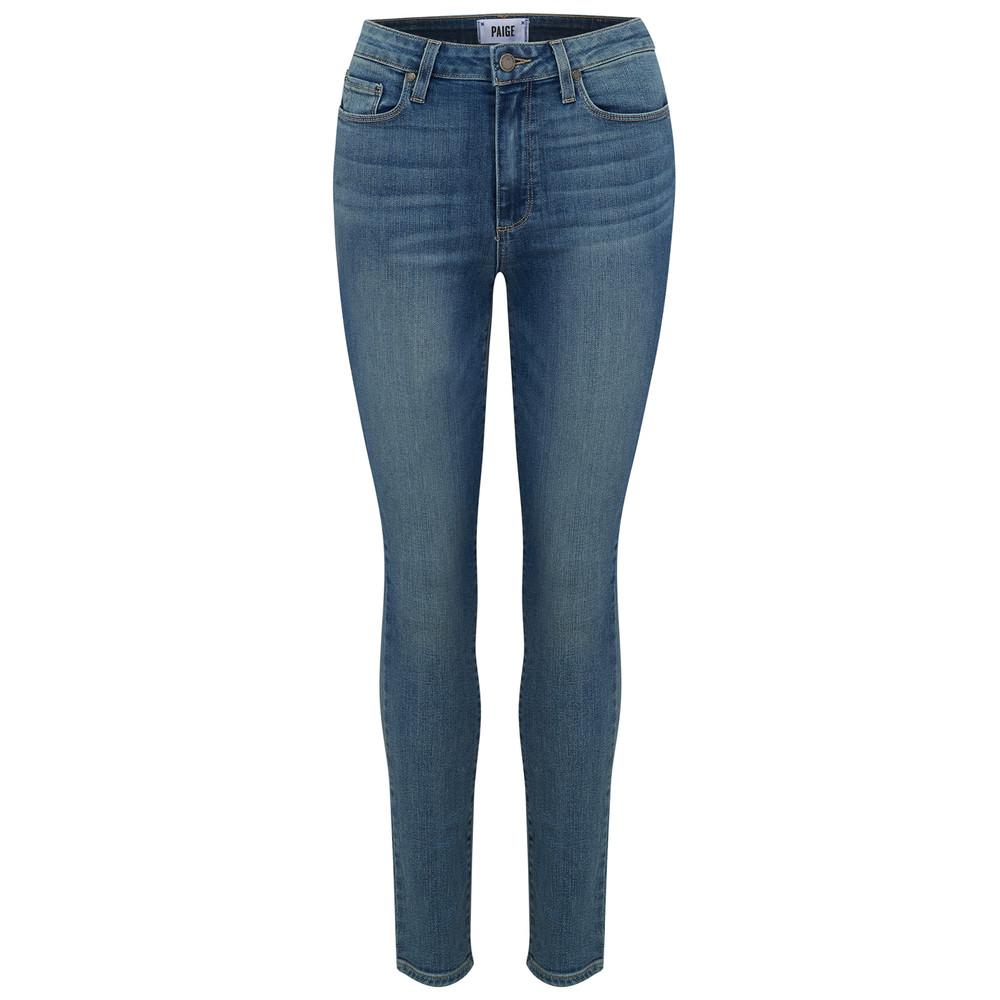 Margot Ankle Peg Skinny Jeans - Rosehill