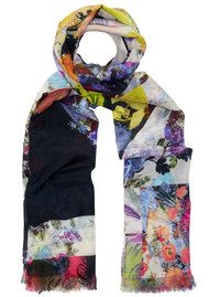 Lily and Lionel Sadie Printed Scarf - Multi