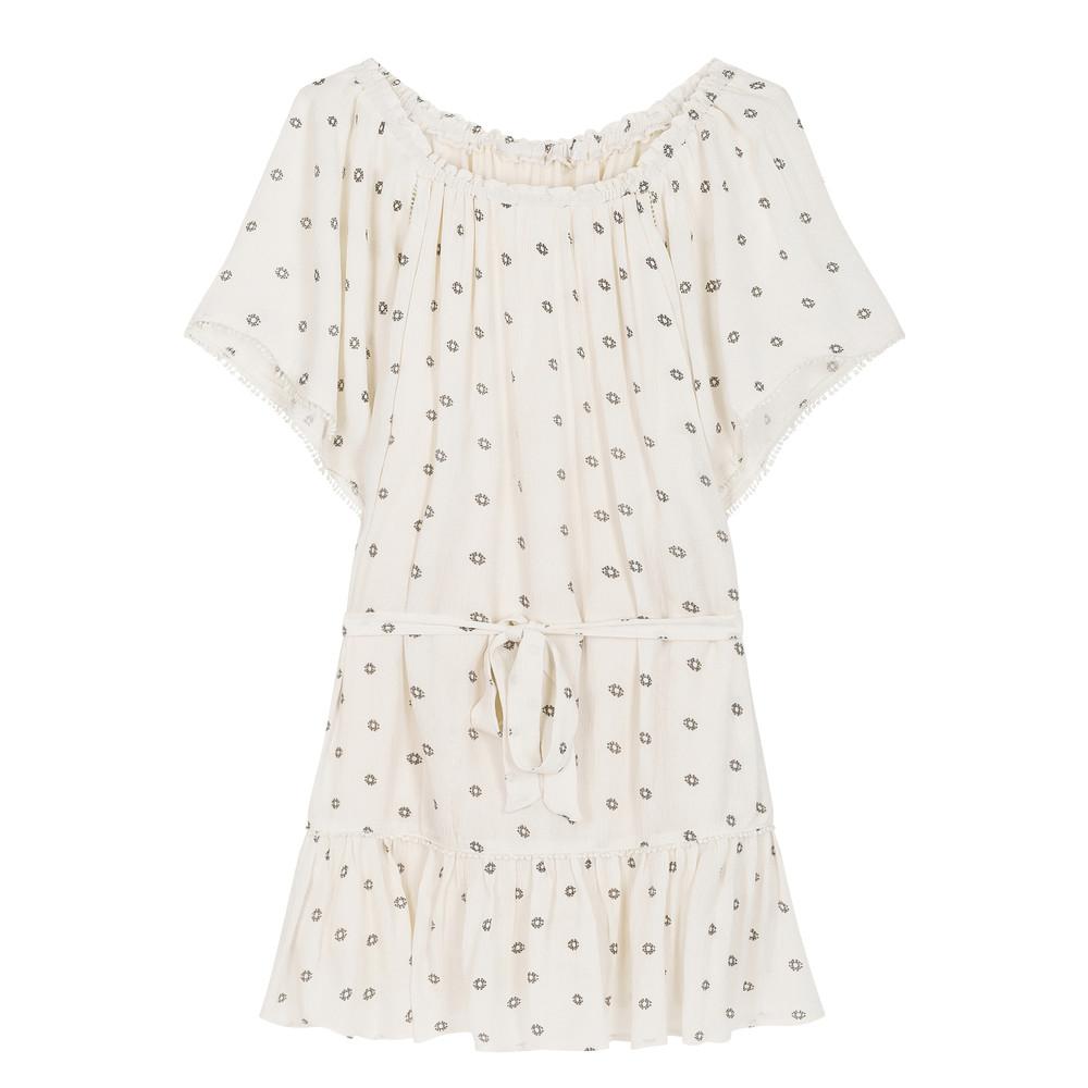 Boheme Dress - Beige