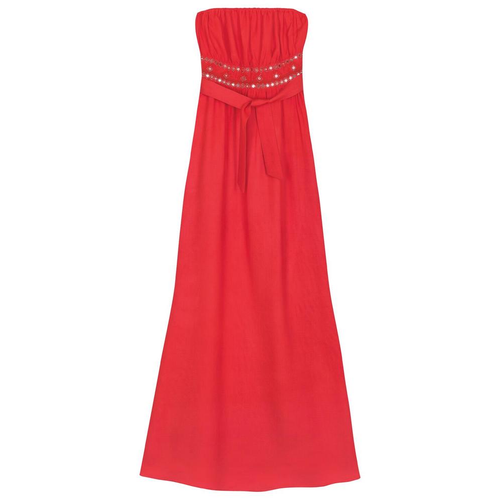 Festive Dress - Red