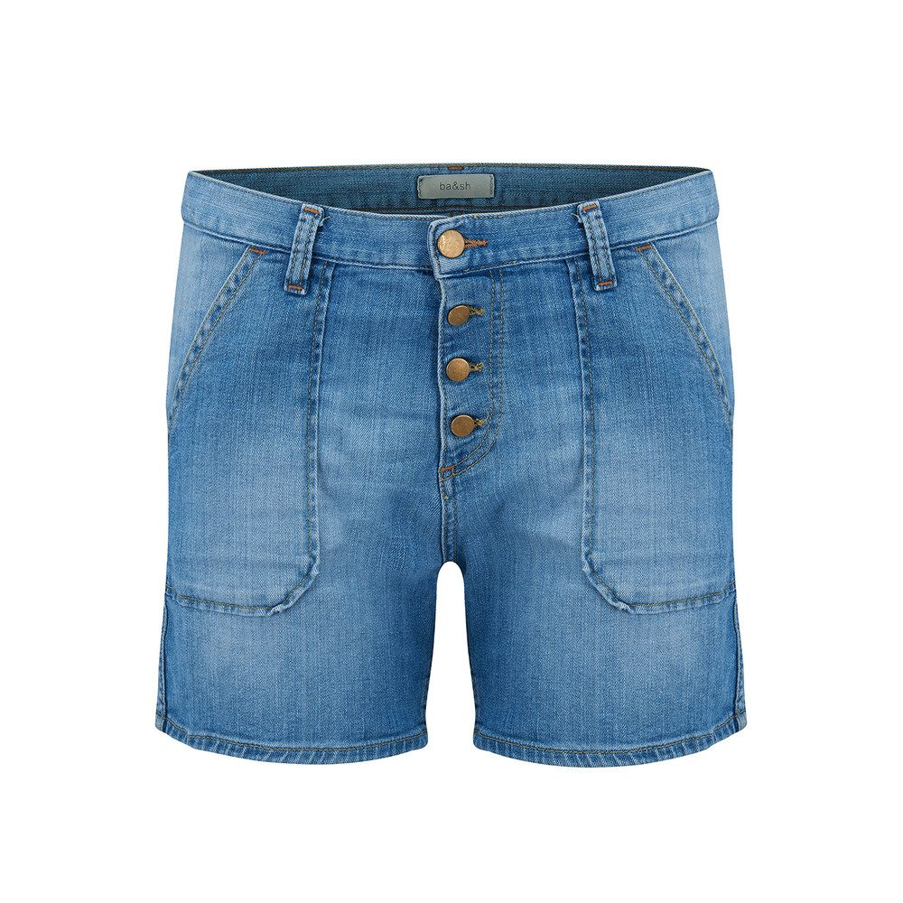 Mira Denim Shorts - Lightused