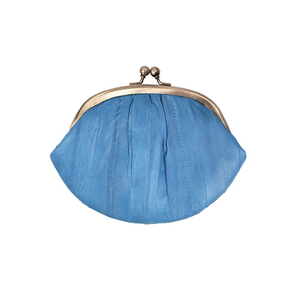 Granny Purse - Pool Blue