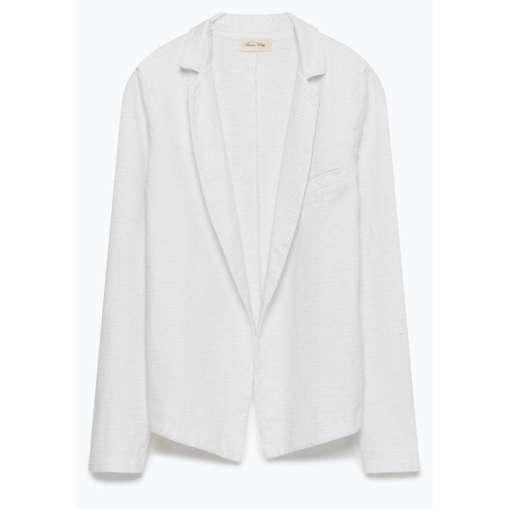 Patherson Jacket - Blanc