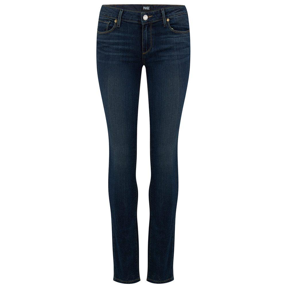 Skyline Mid Rise Skinny Jeans - Brentyn