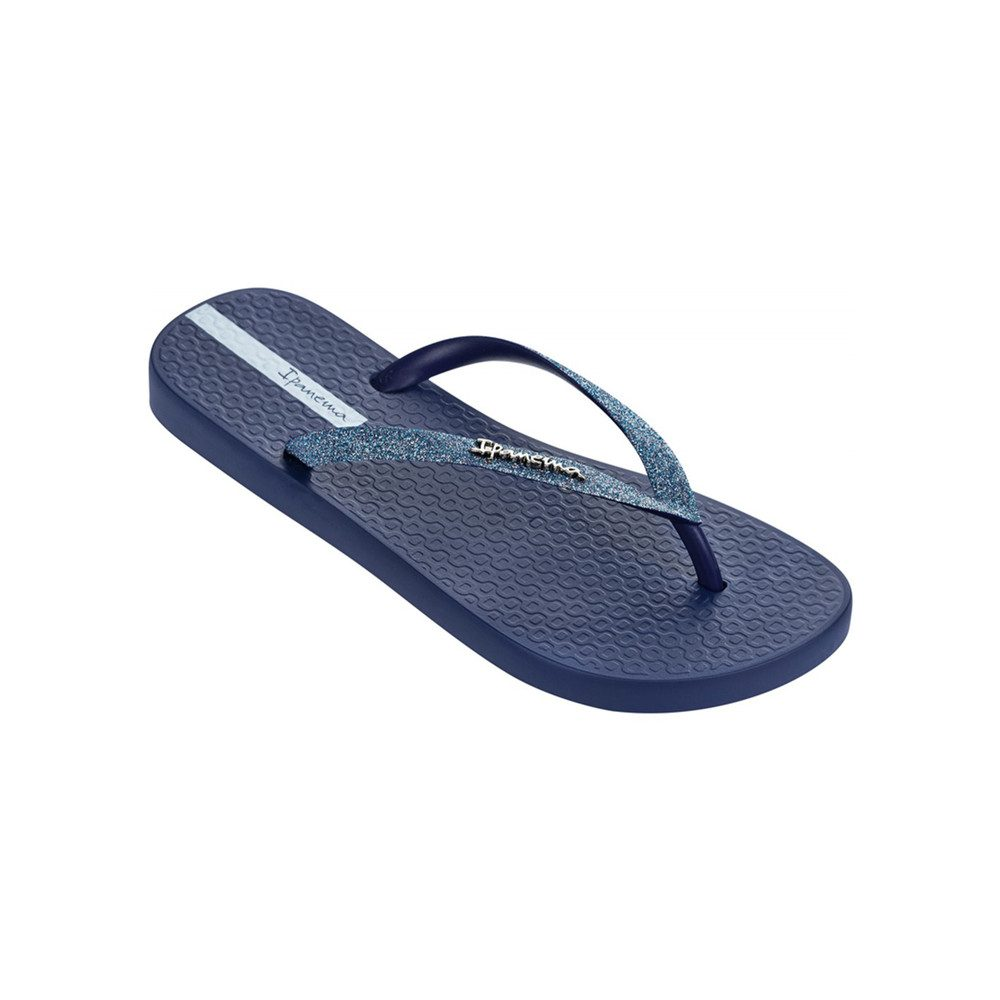 Sparkle Flip Flop - Navy