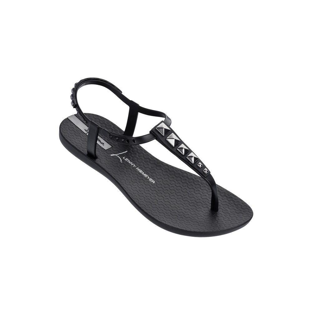 Rocker Sandal - La Black