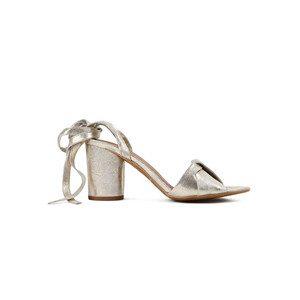 Fiji Sandal - Gold