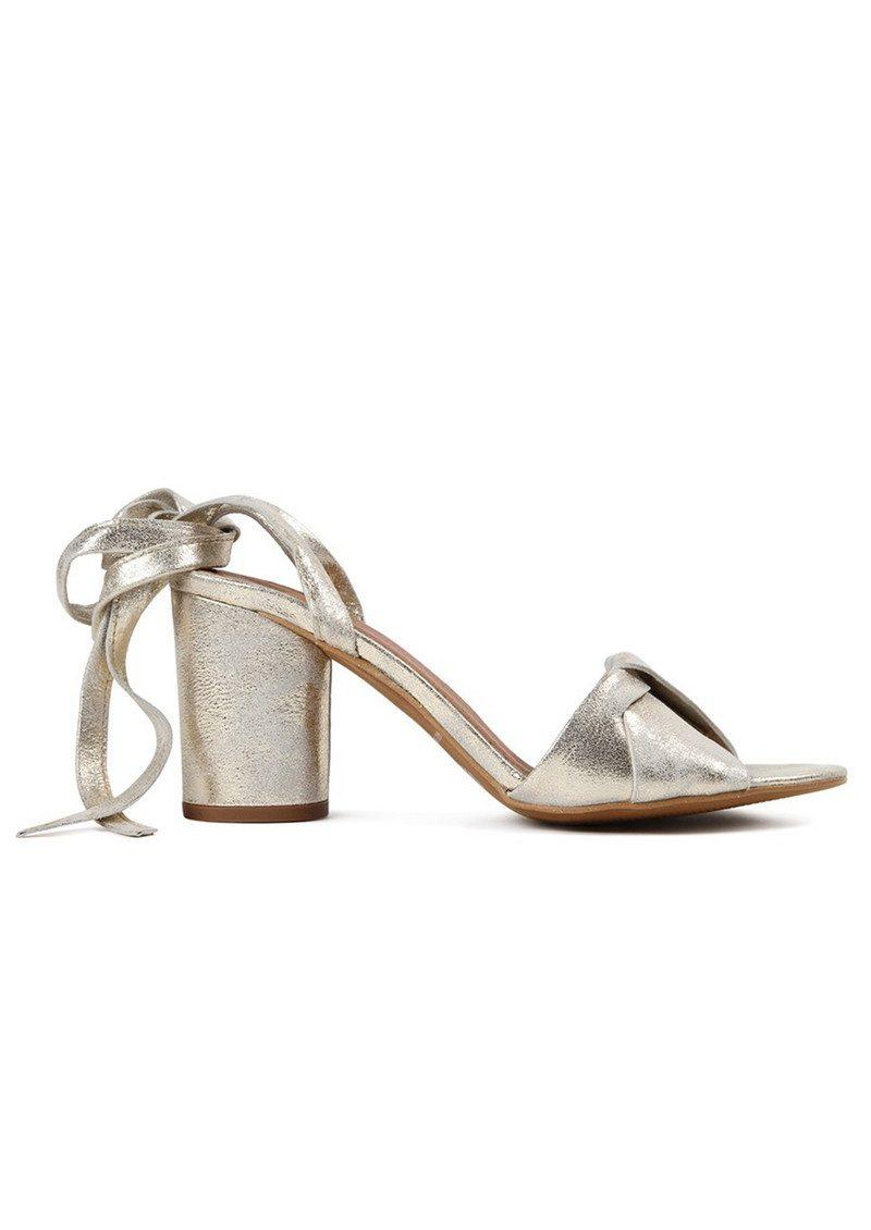 Hudson London Fiji Sandal - Gold main image