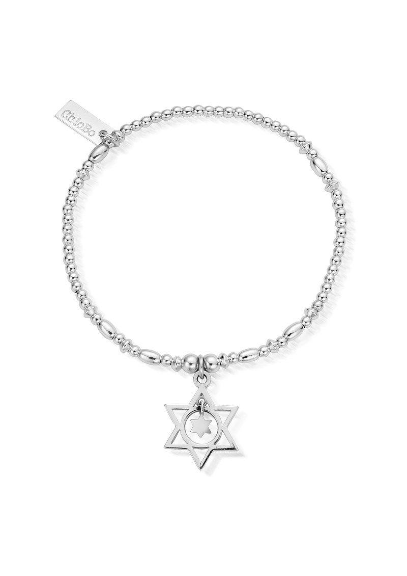 ChloBo Star in Star Bracelet - Silver main image
