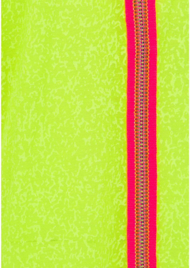 PITUSA Mini Sun Dress - Lemon main image