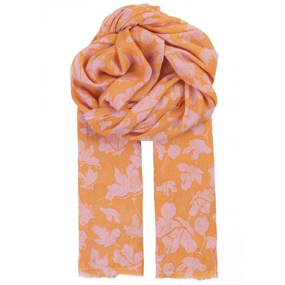 Jacobins Cotton Scarf - Flamingo