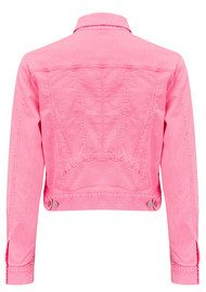J Brand Sun Harlow Jacket - Guava