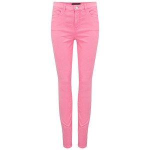 Maria High Rise Skinny Jeans -Guava