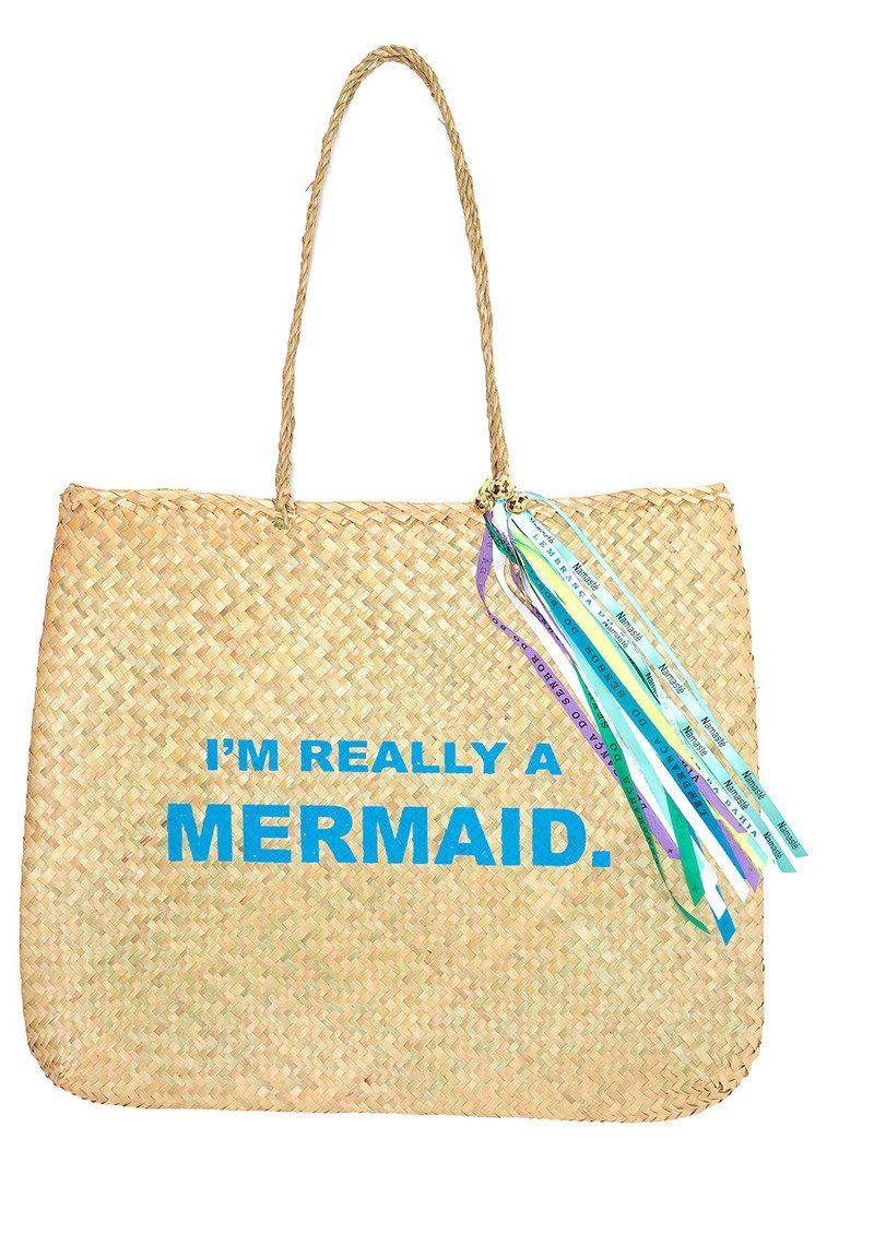COUNTING STARS Beach Bound Bag - Mermaid main image