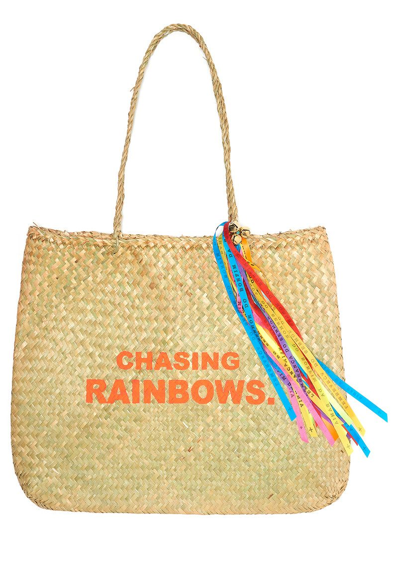 COUNTING STARS Beach Bound Bag - Chasing Rainbows main image