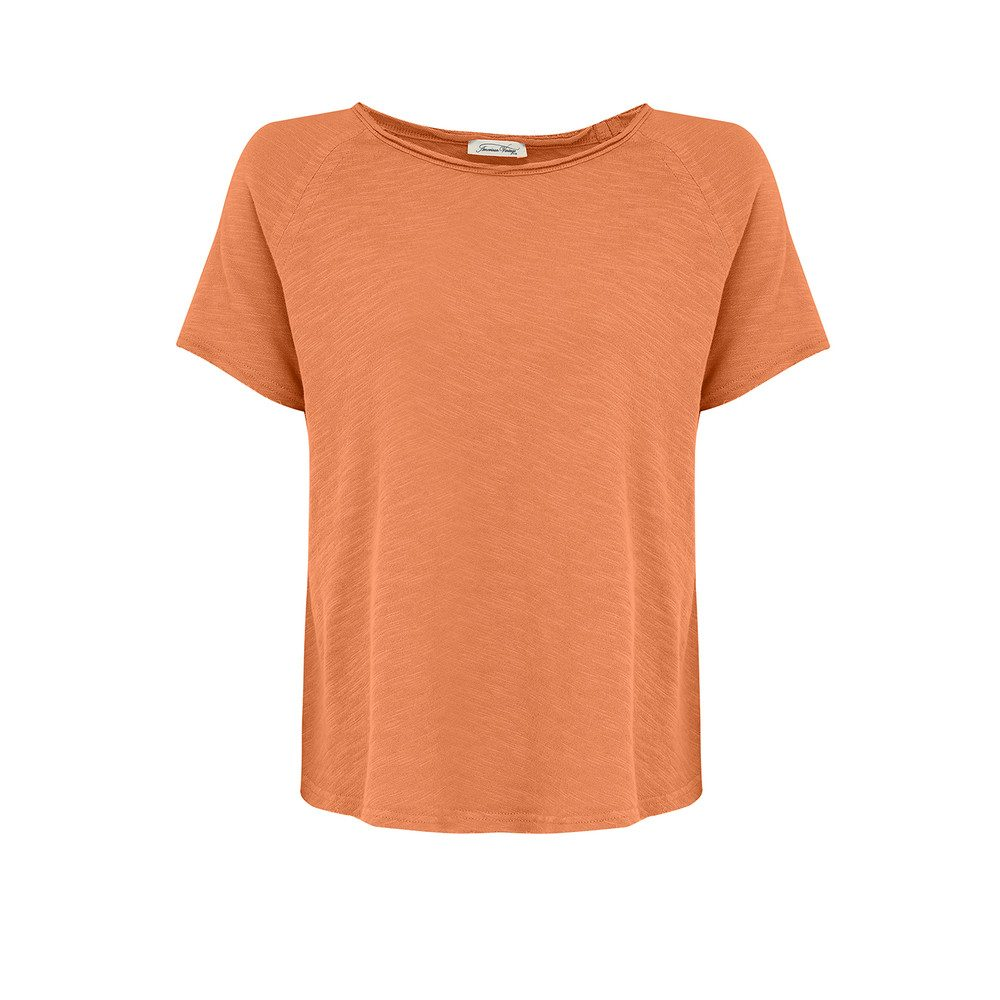 Sonoma Short Sleeve Top - Vintage Quince