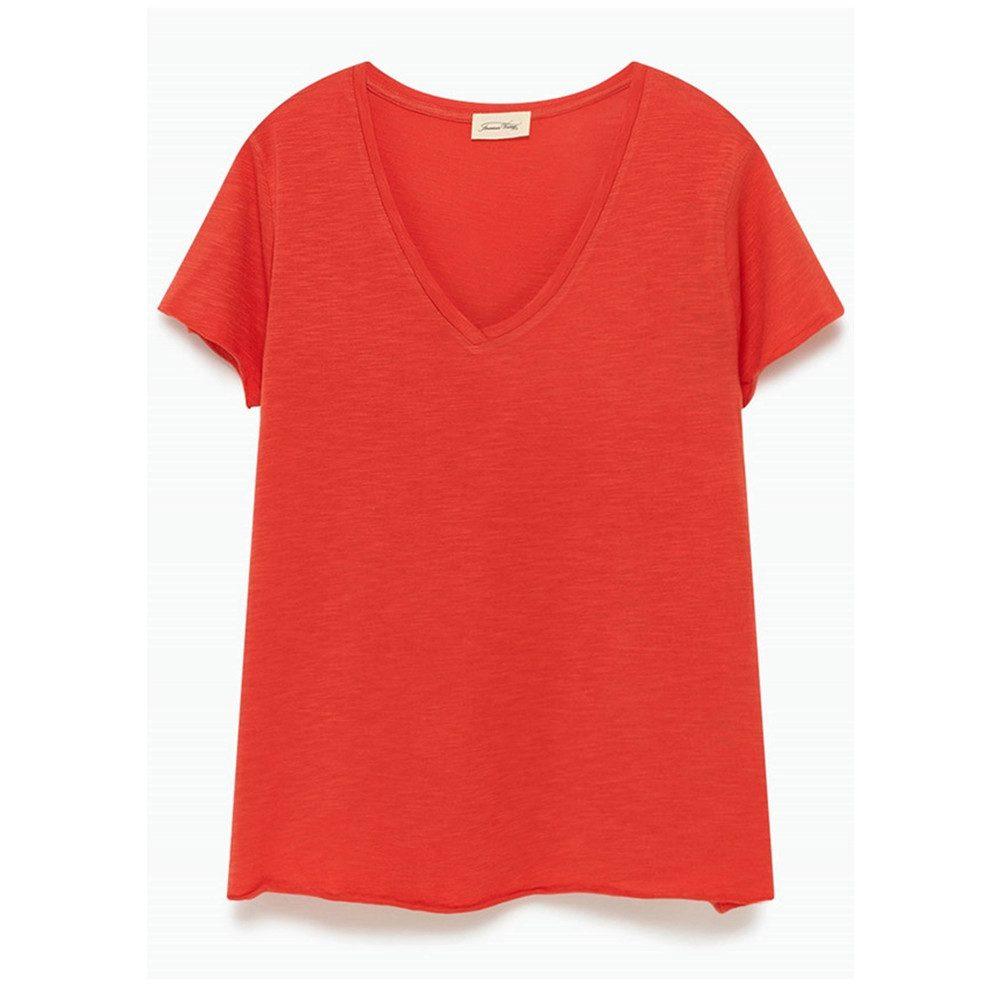 Jacksonville Short Sleeve T-Shirt - Scarlet
