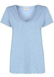 American Vintage Jacksonville Short Sleeve T-Shirt - Siberia