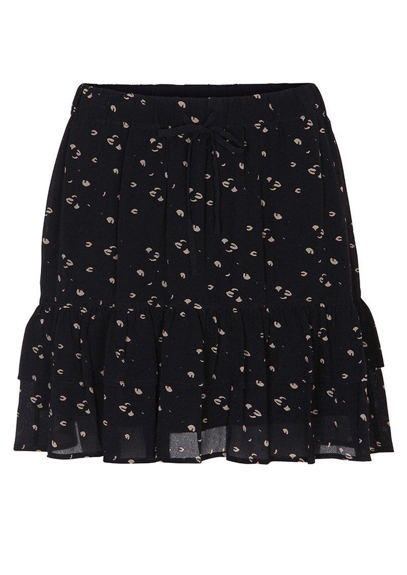 CUSTOMMADE Saseline Skirt - Anthracite Black main image