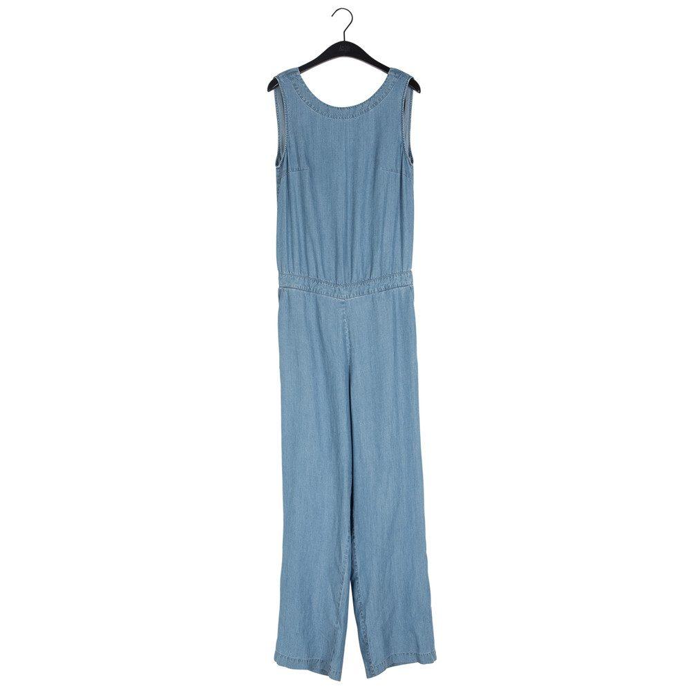 Alessa Jumpsuit - Light Blue Denim