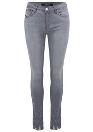 J Brand 811 Mid Rise Skinny Jeans - Provocateur