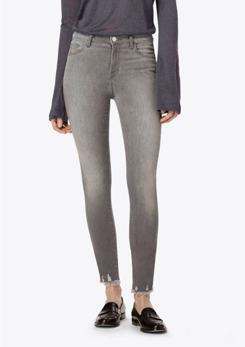 J Brand 811 Mid Rise Skinny Jeans - Provocateur main image