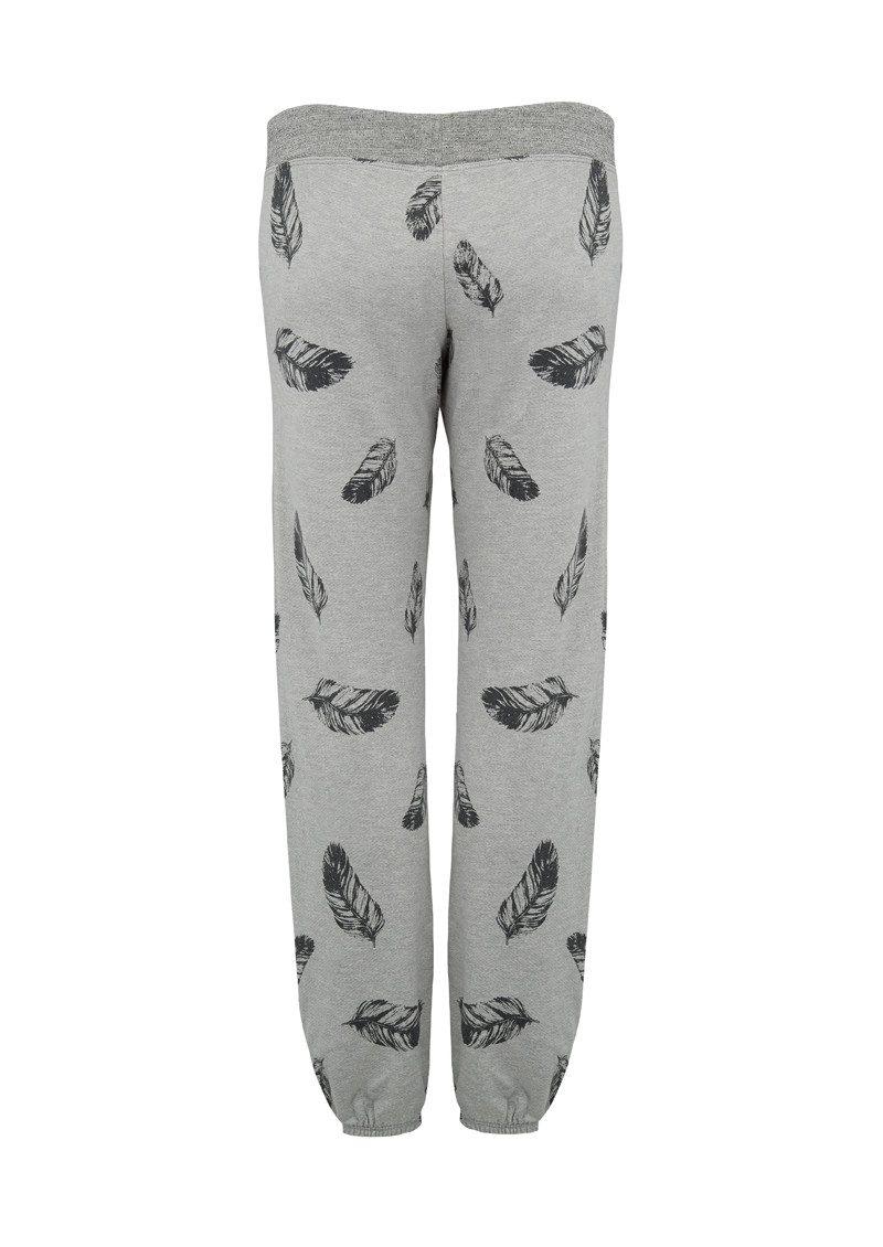 SUNDRY Sweatpants - Feather Print main image