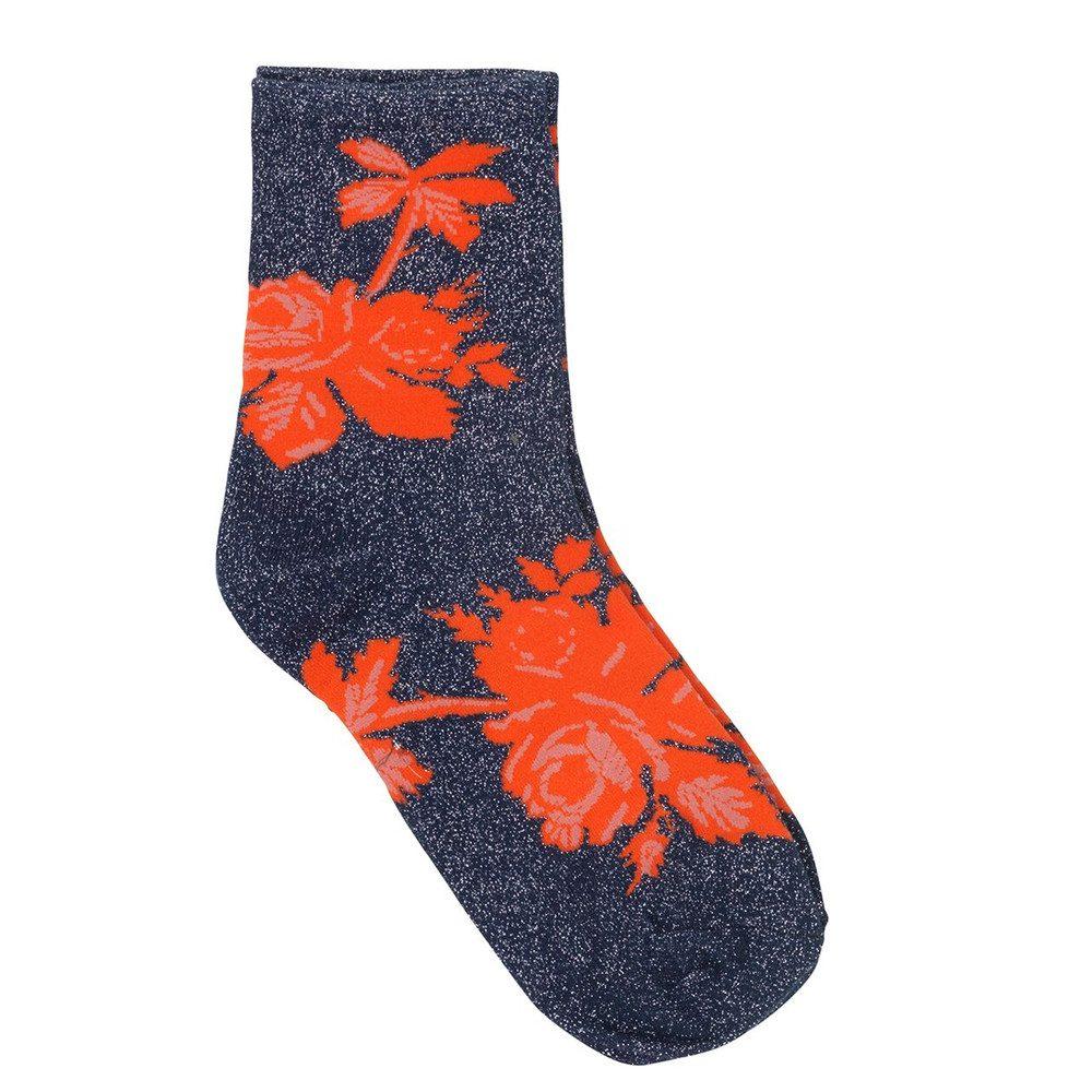 Dory Ouli Socks - Medieval Blue