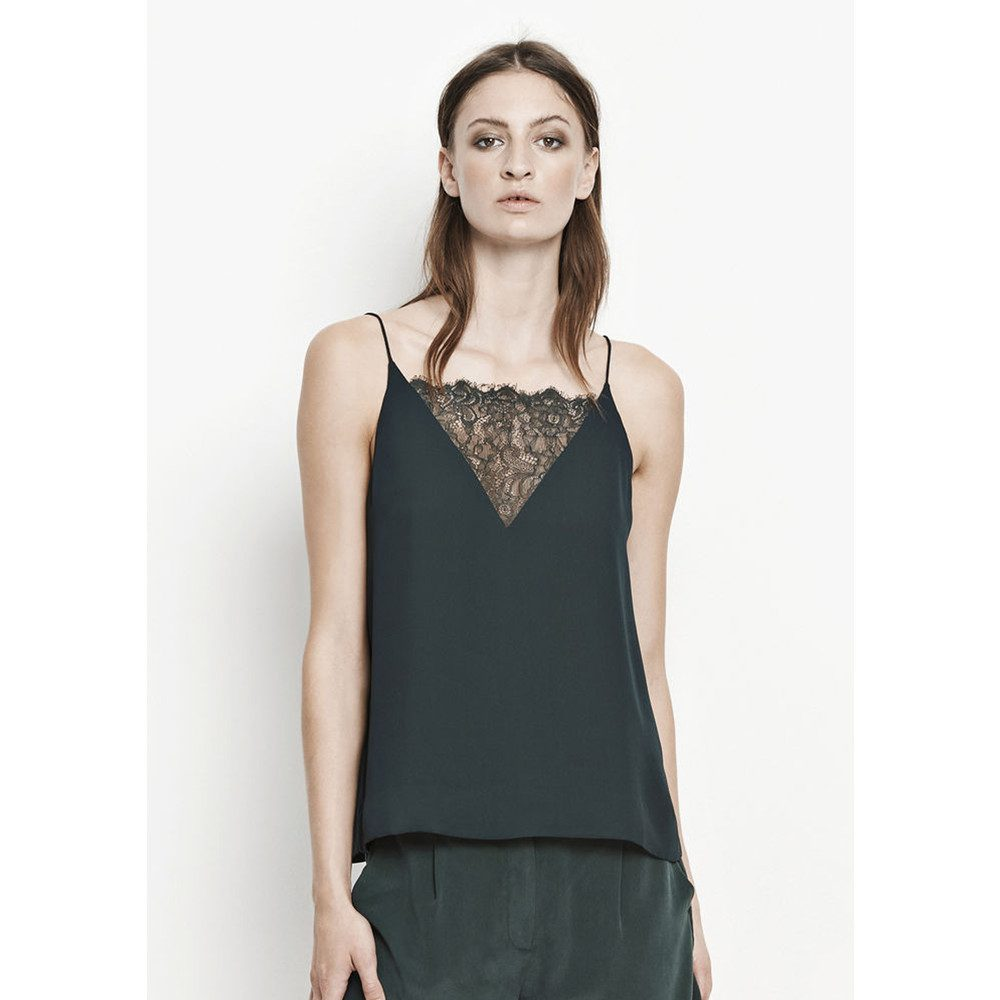 Biaf Lace Camisole - Scarab