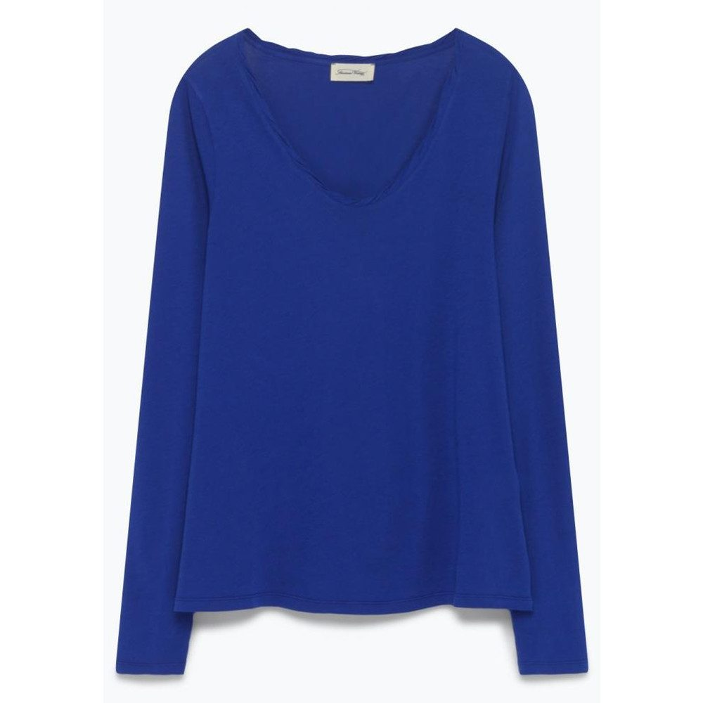 Tinibay Long Sleeve Tee - Cobalt
