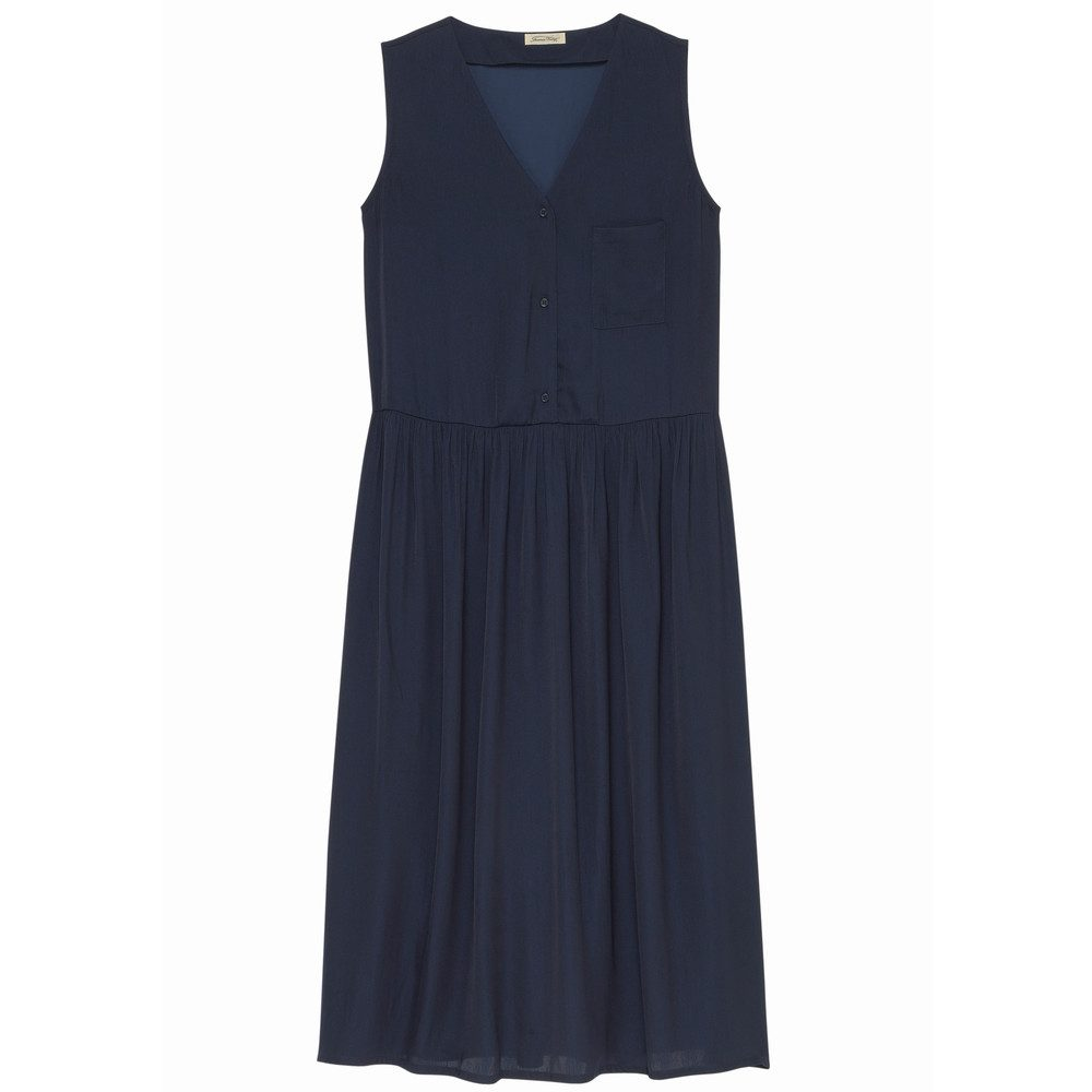 Stayway Dress - Navy