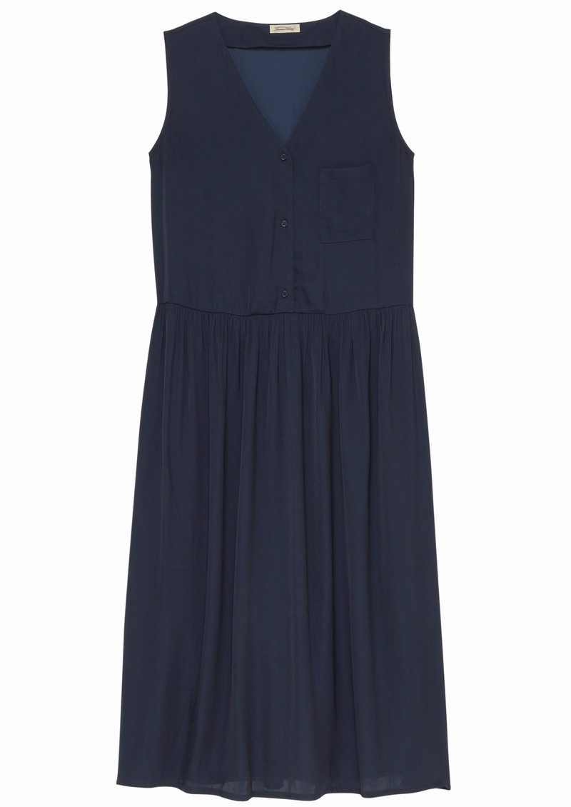 American Vintage Stayway Dress - Navy main image