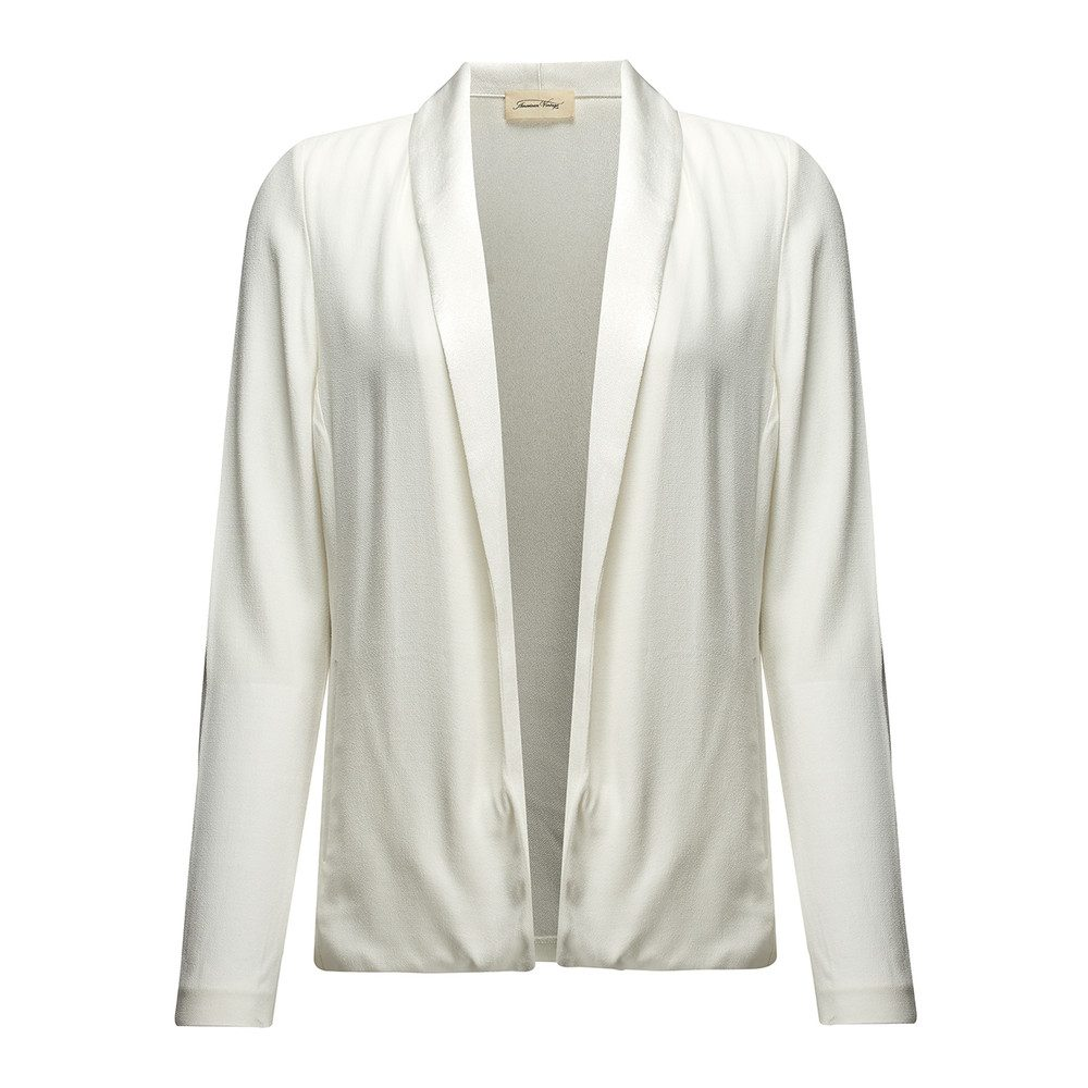 Holiester Blazer - Natural