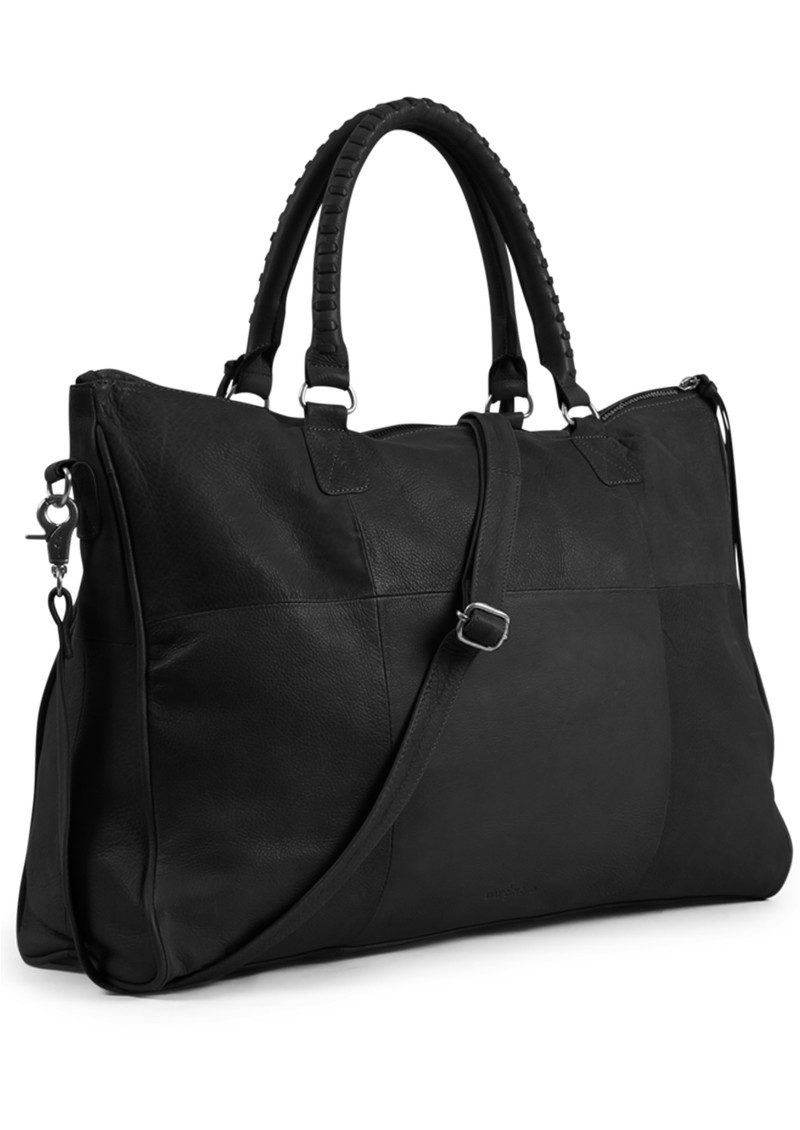 DAY & MOOD Rose Weekend Bag - Black main image