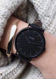 CLUSE La Boheme Full Black Watch - Black
