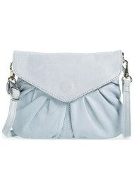 DAY & MOOD Elderflower Crossbody Bag - Pearl