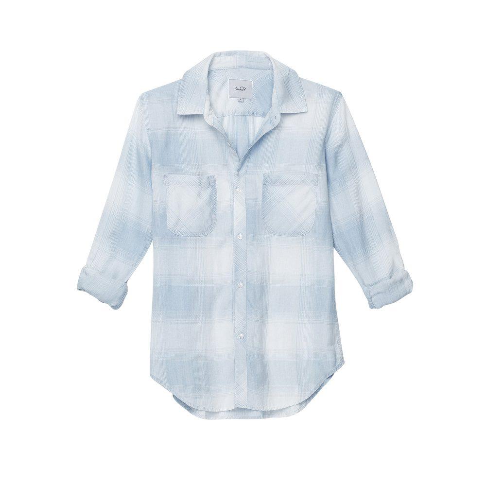 Carter Shirt - Laguna Plaid