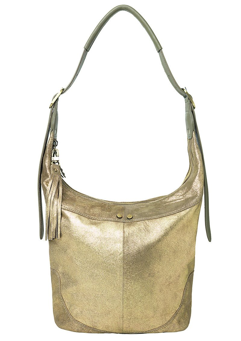 Becksondergaard Ewa Leather Bag - Burnt Olive main image