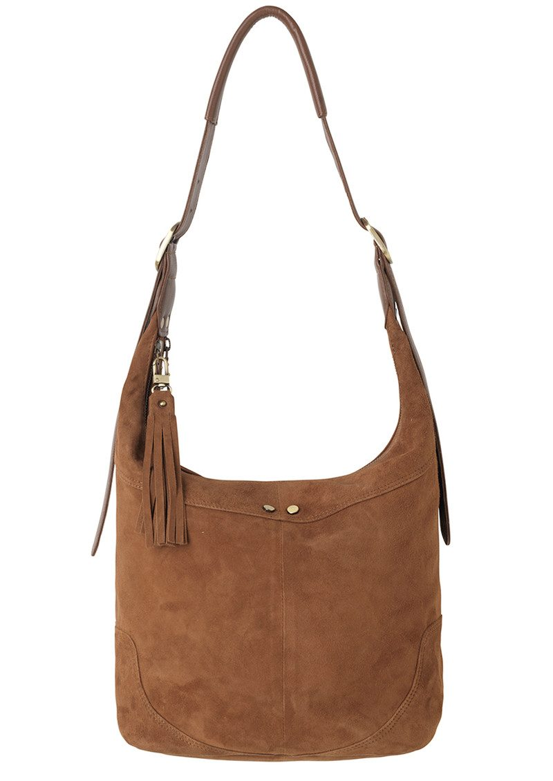 Becksondergaard Ewa Leather Bag - Sundan Brown main image