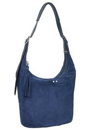 Becksondergaard Ewa Leather Bag - Medieval Blue
