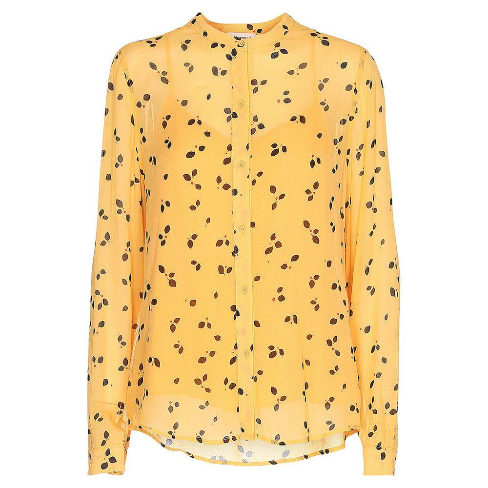 Karoline Shirt - Golden Cream