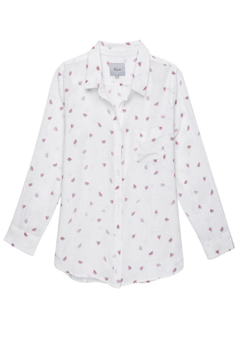 Rails Charli Shirt - Watermelon Print main image